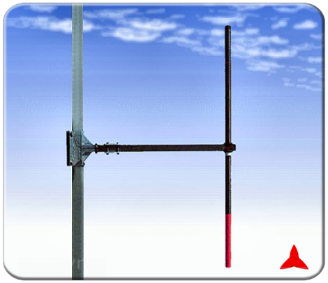 Protel ARD023KW  antenna dipolo FM 87.5 88 108 MHz